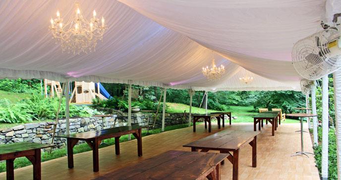 Tent Rentals Near You